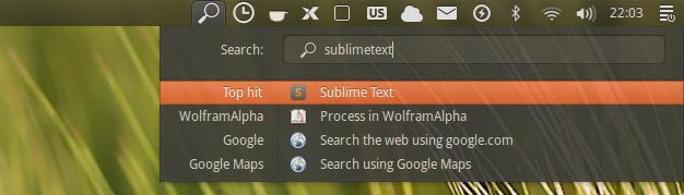 Synapse Indicator в Ubuntu Linux